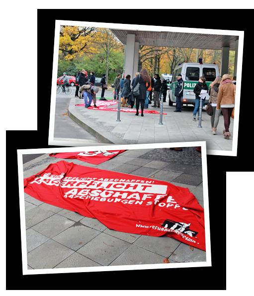 Bildercollage Behandlungszentrum für Folteropfer Berlin