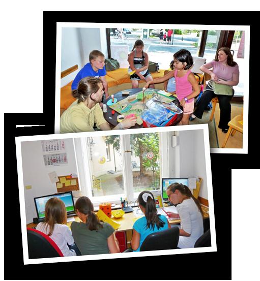 Bildercollage Kinder- und Jugendbüro Steglitz-Zehlendorf e.V.