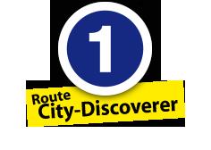 "Route ""City-discoverer"", No. 1"