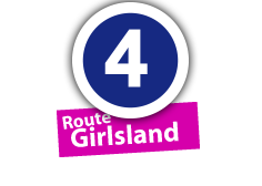 "Route ""Girlsland"", No. 4"