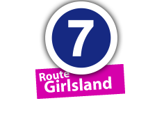 "Route ""Girlsland"", No. 7"
