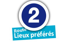 """Route """"Lieux préférés"""", No. 2"""