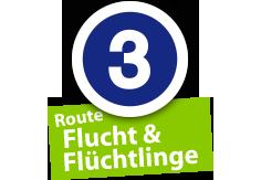 """Route """"Flucht und Flüchtlinge"""", Ort Nr. 3"""