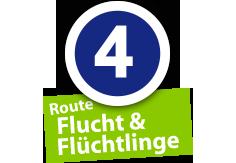 """Route """"Flucht und Flüchtlinge"""", Ort Nr. 4"""