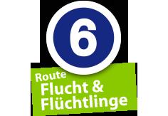 """Route """"Flucht und Flüchtlinge"""", Ort Nr. 6"""