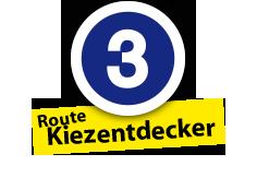 """Route """"Kiezentdecker"""", Ort Nr. 3"""