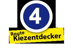 """Route """"Kiezentdecker"""", Ort Nr. 4"""