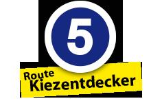 """Route """"Kiezentdecker"""", Ort Nr. 5"""