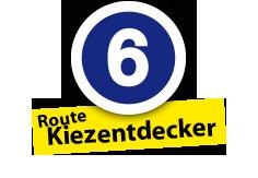 """Route """"Kiezentdecker"""", Ort Nr. 6"""