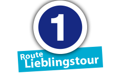 "Route ""Lieblingstour"", Ort Nr. 1"