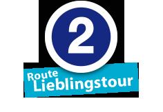 "Route ""Lieblingstour"", Ort Nr. 2"