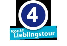 "Route ""Lieblingstour"", Ort Nr. 4"