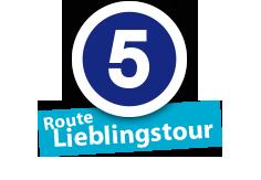 "Route ""Lieblingstour"", Ort Nr. 5"
