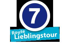 "Route ""Lieblingstour"", Ort Nr. 7"