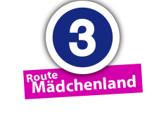 """Route """"Mädchenland"""", Ort Nr. 3"""