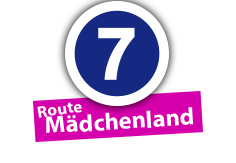 """Route """"Mädchenland"""", Ort Nr. 7"""