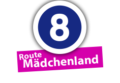 """Route """"Mädchenland"""", Ort Nr. 8"""