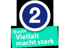 "Route ""Vielfalt macht stark"", Ort Nr. 2"