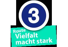 "Route ""Vielfalt macht stark"", Ort Nr. 3"