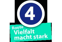 "Route ""Vielfalt macht stark"", Ort Nr. 4"