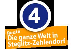 """Route """"Die ganze Welt in Steglitz"""", Ort Nr. 4"""